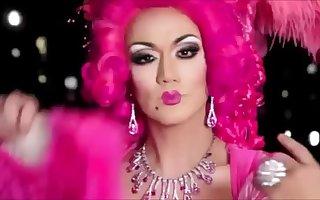 Manila Luzon - The Fierce Asian Drag Queen